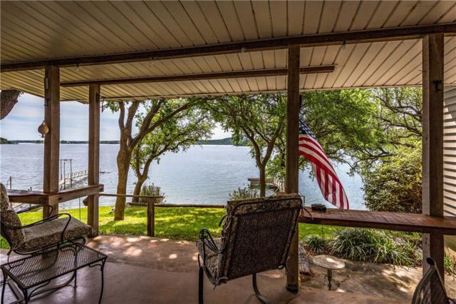 4913 Wynne Road, Possum Kingdom Lake, TX 76450 (MLS #13839613) :: Team Hodnett