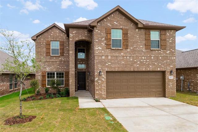 1807 Bersand Avenue, Gainesville, TX 76240 (MLS #13839666) :: Team Hodnett