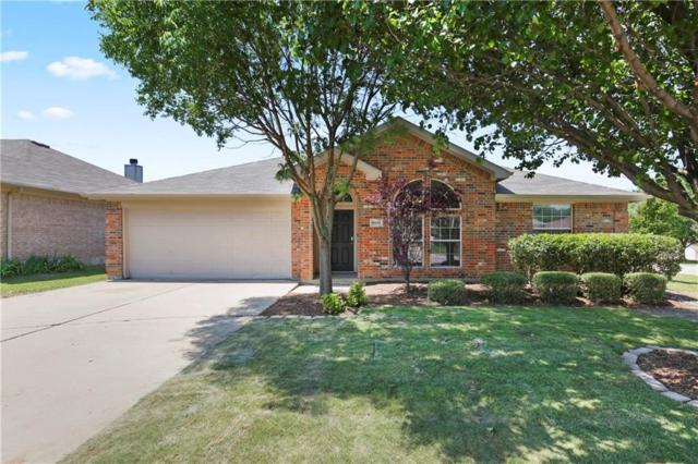 1809 Cancun Drive, Mansfield, TX 76063 (MLS #13839931) :: The Chad Smith Team