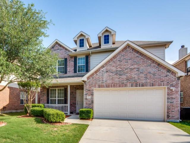 5712 Quicksilver Drive, Mckinney, TX 75070 (MLS #13840060) :: Baldree Home Team