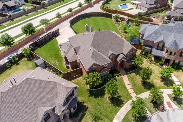 7720 Ashcroft Lane, Frisco, TX 75034 (MLS #13840079) :: Team Hodnett