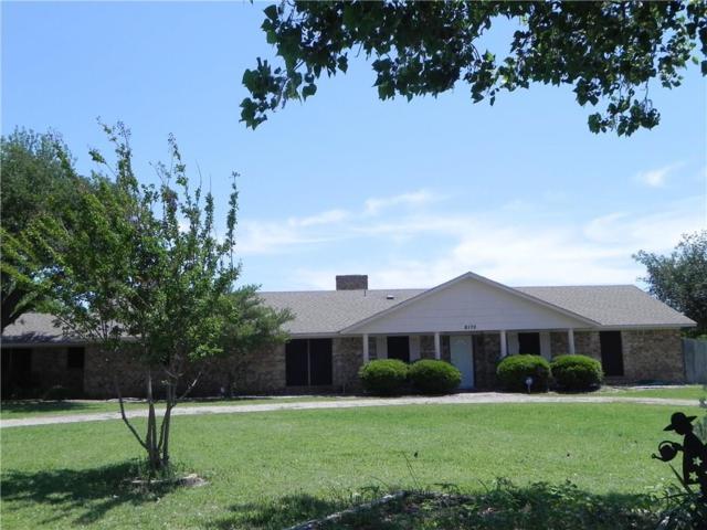 8170 County Road 272, Terrell, TX 75160 (MLS #13840146) :: RE/MAX Landmark
