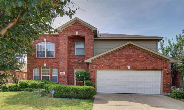 4617 Palm Ridge Drive, Fort Worth, TX 76133 (MLS #13840263) :: NewHomePrograms.com LLC