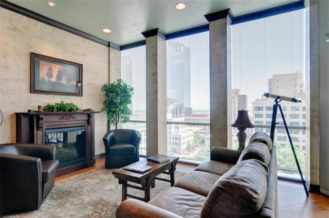 500 Throckmorton Street #1012, Fort Worth, TX 76102 (MLS #13840332) :: Magnolia Realty