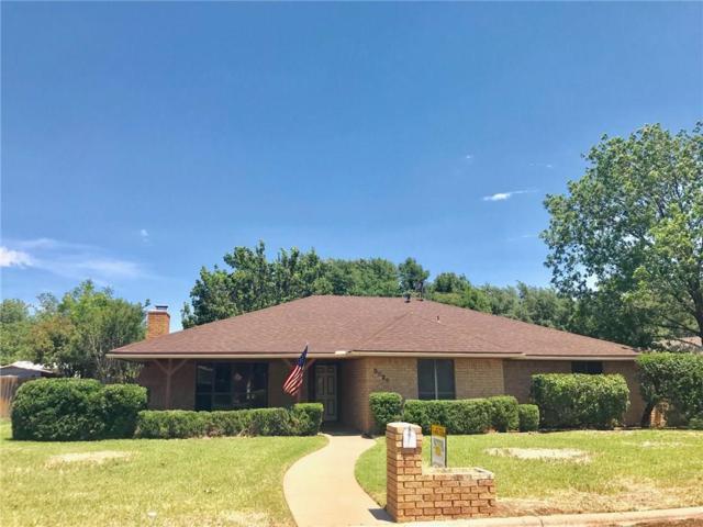 3826 Westchester Drive, Abilene, TX 79606 (MLS #13840493) :: The Rhodes Team