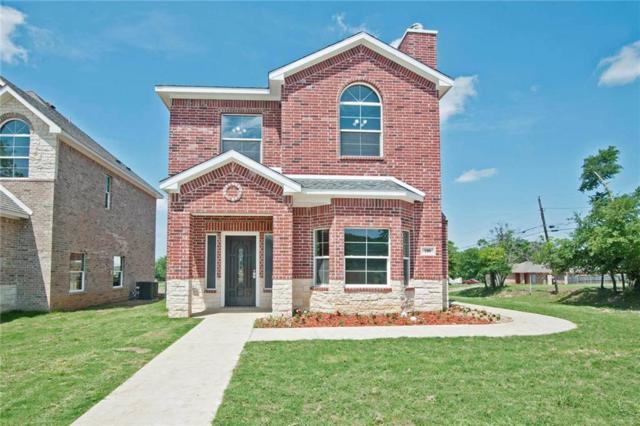 100 Brooks Street, Terrell, TX 75160 (MLS #13840597) :: Magnolia Realty