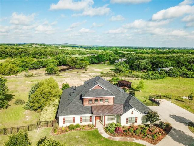 8760 Hilltop Road, Argyle, TX 76226 (MLS #13840600) :: Magnolia Realty