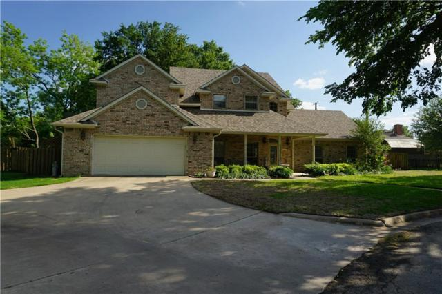 820 Cedar Creek Circle, Bonham, TX 75418 (MLS #13840668) :: RE/MAX Landmark