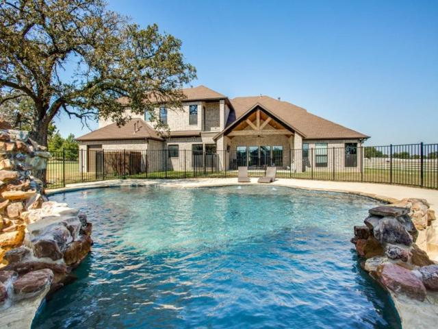 1248 Saddlebrook Way, Bartonville, TX 76226 (MLS #13840715) :: The Real Estate Station