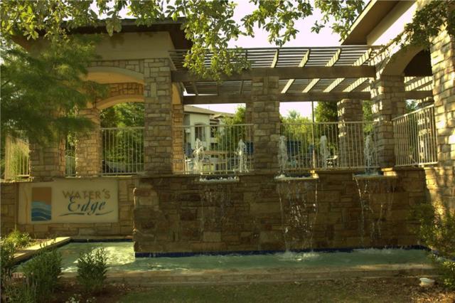 500 Waters Edge Drive #1110, Lake Dallas, TX 75065 (MLS #13840719) :: Team Hodnett