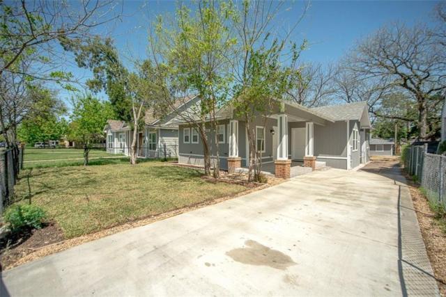 606 Hollywood Avenue, Dallas, TX 75208 (MLS #13840935) :: Team Hodnett