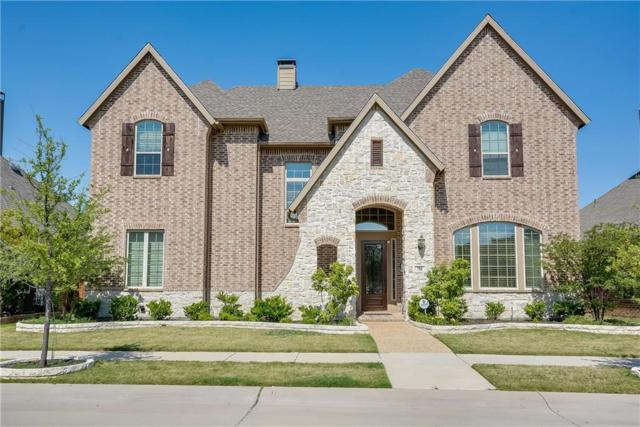 700 Four Stones Boulevard, Lewisville, TX 75056 (MLS #13840941) :: The Chad Smith Team