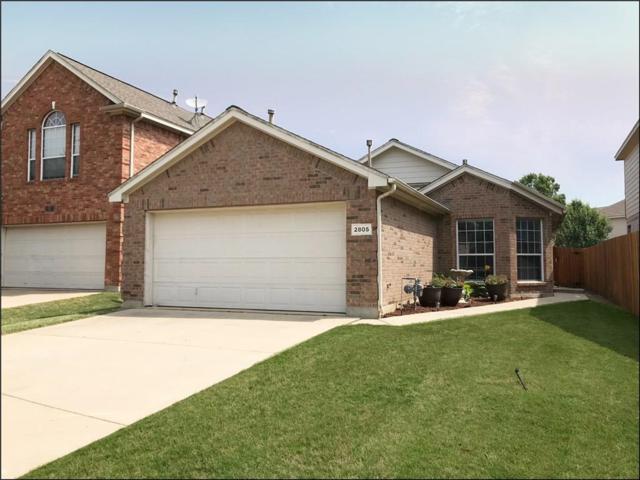2805 Lynx Lane, Fort Worth, TX 76244 (MLS #13841240) :: Century 21 Judge Fite Company