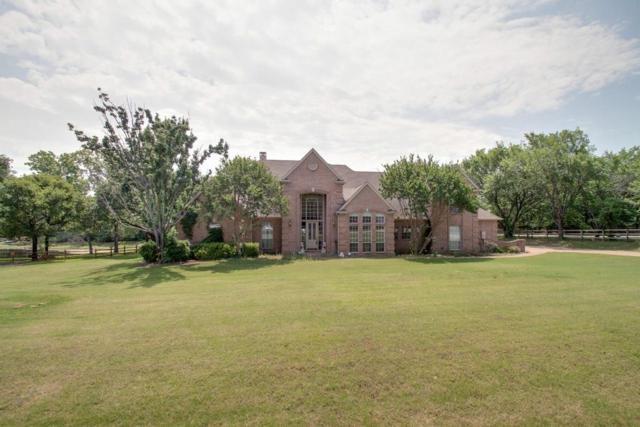 7705 Emerson Lane, Flower Mound, TX 75022 (MLS #13841276) :: Team Tiller