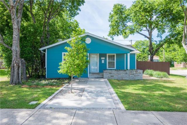 4837 Birchman Avenue, Fort Worth, TX 76107 (MLS #13841387) :: The Rhodes Team