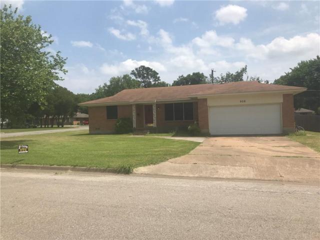 908 W Sycamore Street, Sherman, TX 75092 (MLS #13841473) :: RE/MAX Pinnacle Group REALTORS