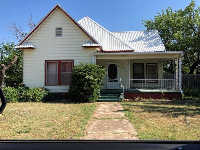 400 W 4th Street, Baird, TX 79504 (MLS #13841576) :: Team Hodnett