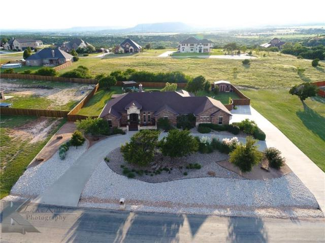 210 Cedar Lake Drive, Abilene, TX 79606 (MLS #13841600) :: The Tonya Harbin Team