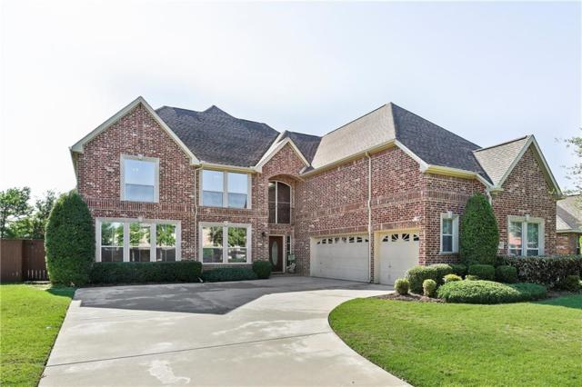 831 Shady Meadow Drive, Highland Village, TX 75077 (MLS #13841604) :: Team Tiller