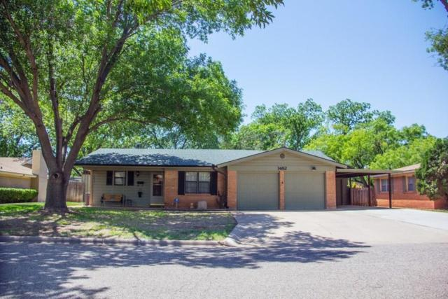 1482 Marsalis Drive, Abilene, TX 79603 (MLS #13841623) :: The Chad Smith Team