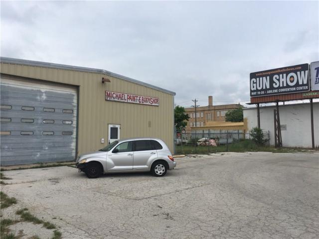 1549 S 1st Street, Abilene, TX 79602 (MLS #13841702) :: Century 21 Judge Fite Company