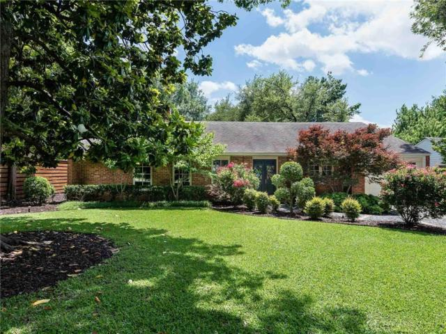 5314 Wenonah Drive, Dallas, TX 75209 (MLS #13841774) :: Team Hodnett