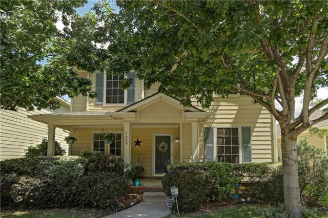 7008 Planters Row Drive, Mckinney, TX 75070 (MLS #13841849) :: Frankie Arthur Real Estate