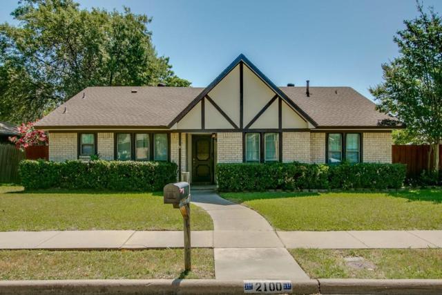 2100 Hickory Drive, Carrollton, TX 75006 (MLS #13841867) :: Magnolia Realty