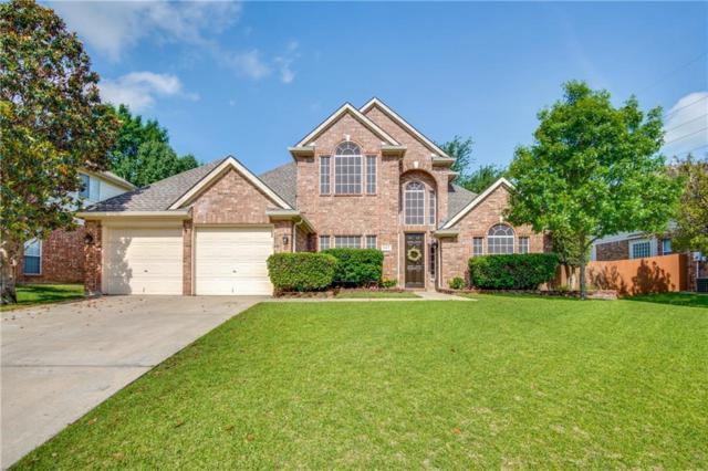527 Austin Oaks Drive, Grapevine, TX 76051 (MLS #13841877) :: The Rhodes Team