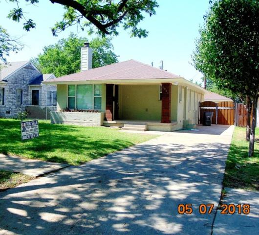 1931 Berkley Avenue, Dallas, TX 75224 (MLS #13841902) :: RE/MAX Landmark