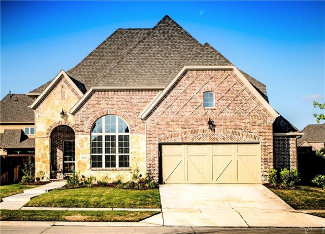 4631 Bristleleaf Lane, Prosper, TX 75078 (MLS #13841942) :: Real Estate By Design
