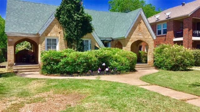 3320 S University Drive, Fort Worth, TX 76109 (MLS #13841946) :: The Chad Smith Team