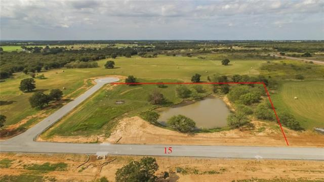 15 Lazy Creek Crossing, Brock, TX 76087 (MLS #13842026) :: RE/MAX Town & Country