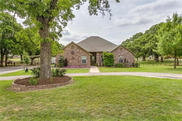 585 Harmony Road, Weatherford, TX 76087 (MLS #13842143) :: RE/MAX Landmark
