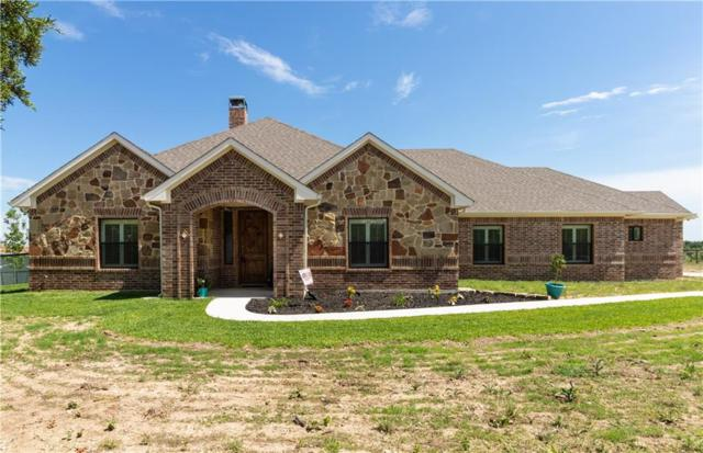 560 Carter Road, Springtown, TX 76082 (MLS #13842163) :: Magnolia Realty