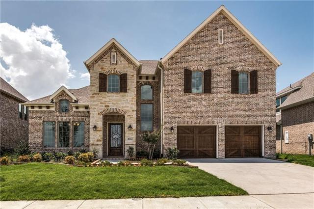 8244 Bonny Bank, The Colony, TX 75056 (MLS #13842217) :: The Chad Smith Team