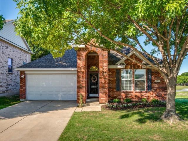 5317 Brookside Drive, Denton, TX 76226 (MLS #13842290) :: Team Tiller