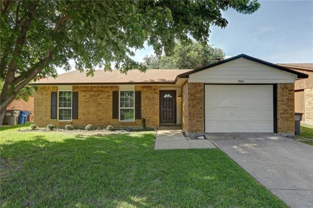 906 Rolling Ridge Drive, Allen, TX 75002 (MLS #13842438) :: RE/MAX Town & Country