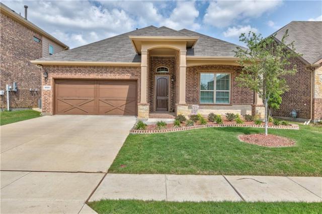 2025 Milano Lane, Lewisville, TX 75077 (MLS #13842466) :: The Real Estate Station