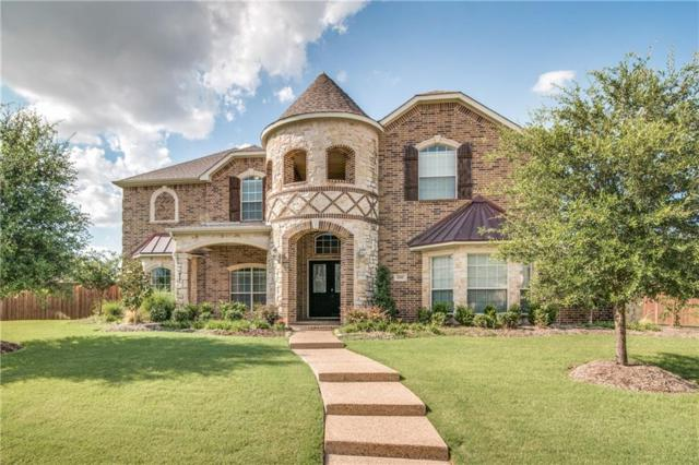 1101 Three Rivers Drive, Prosper, TX 75078 (MLS #13842614) :: RE/MAX Town & Country