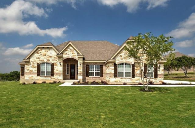 117 Spanish Oak Drive, Krugerville, TX 76227 (MLS #13842681) :: The Real Estate Station