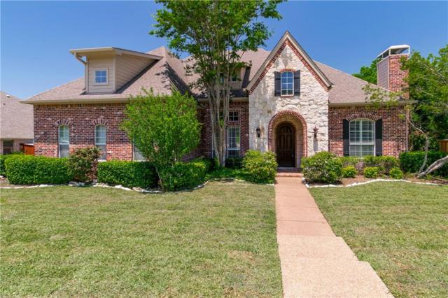 1314 Briar Ridge Drive, Keller, TX 76248 (MLS #13842770) :: Fort Worth Property Group