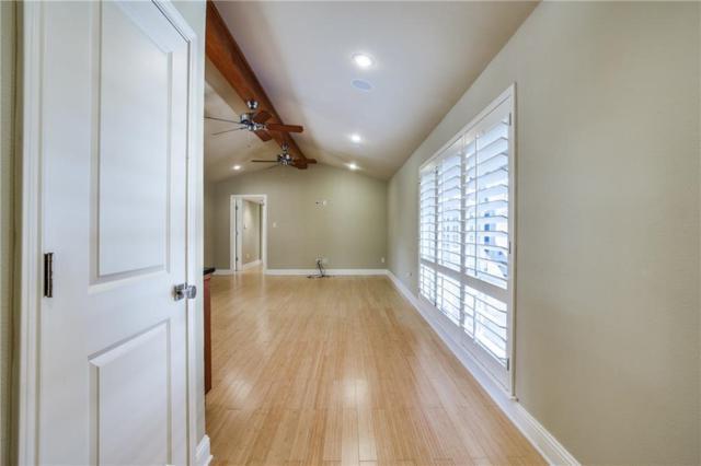 6134 Bandera Avenue 6134D, Dallas, TX 75225 (MLS #13842800) :: Baldree Home Team