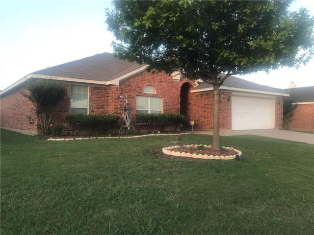 540 Marybeth Drive, Burleson, TX 76028 (MLS #13842915) :: Fort Worth Property Group