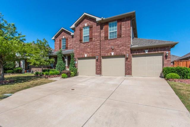 707 Marina Vista Drive, Lewisville, TX 75056 (MLS #13843152) :: Kindle Realty