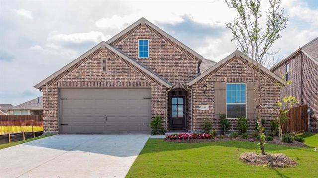 408 Zion Parkway, Celina, TX 75009 (MLS #13843199) :: Team Hodnett