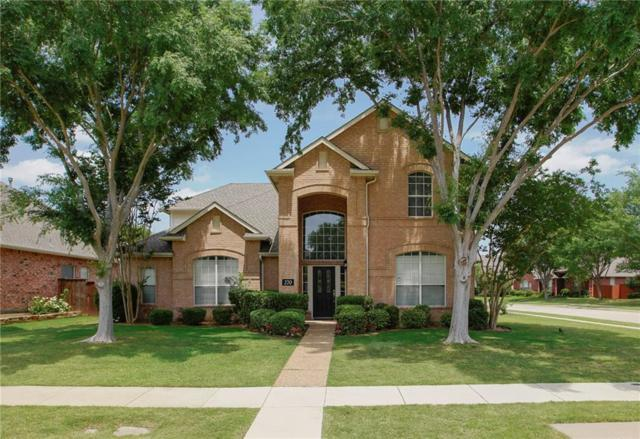 270 Lyndsie Drive, Coppell, TX 75019 (MLS #13843222) :: Team Tiller