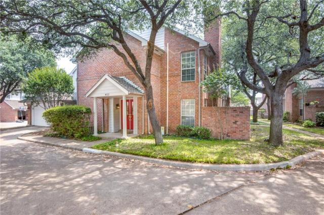 4050 Frankford Road #402, Dallas, TX 75287 (MLS #13843321) :: Magnolia Realty