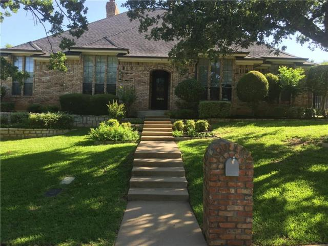 1208 Crest Drive, Colleyville, TX 76034 (MLS #13843345) :: Coldwell Banker Residential Brokerage