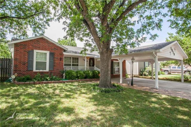 1610 Ballinger Street, Abilene, TX 79605 (MLS #13843438) :: The Tonya Harbin Team